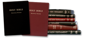 The Holy Bible Recovery Version